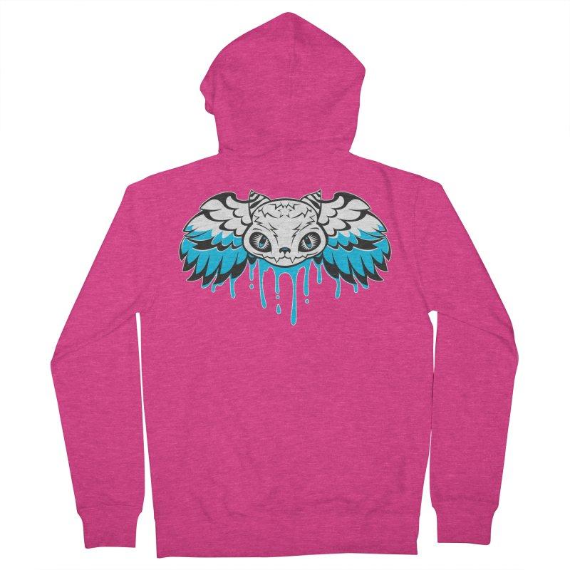 Magic Cat Women's Zip-Up Hoody by Jayme T-shirts