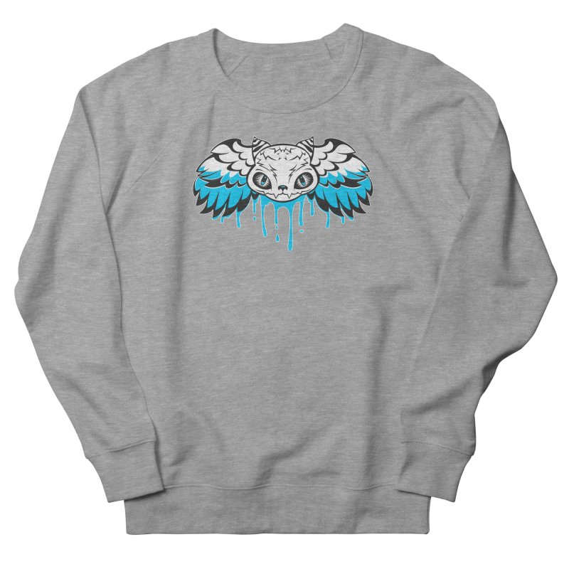 Magic Cat in Men's Sweatshirt Heather Graphite by Jayme T-shirts