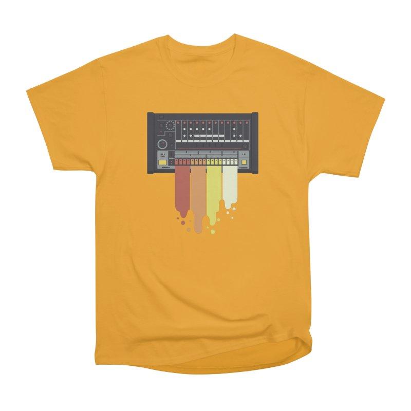 Drum Machine Women's Classic Unisex T-Shirt by Jayme T-shirts