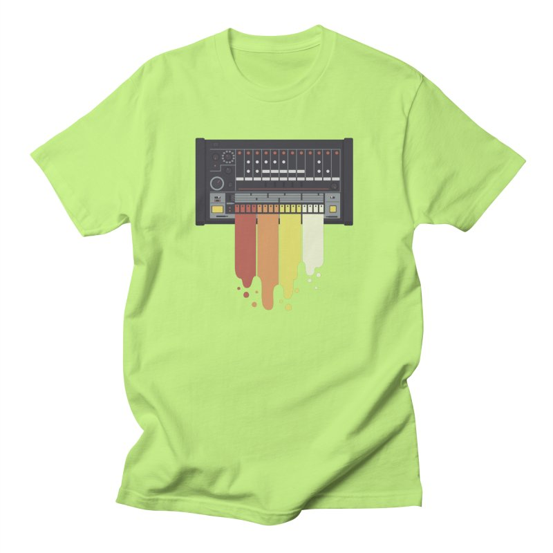 Drum Machine Women's Unisex T-Shirt by Jayme T-shirts