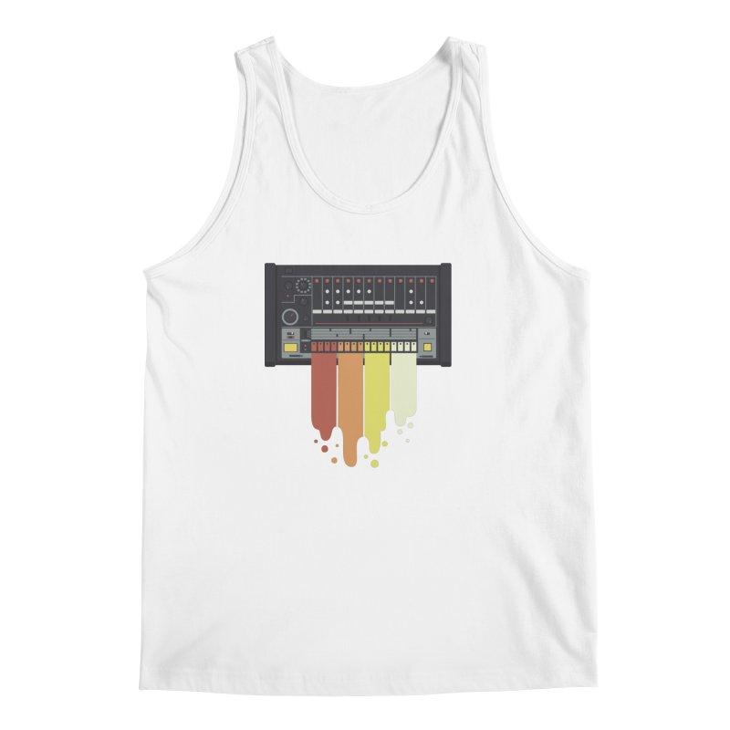 Drum Machine Men's Tank by Jayme T-shirts