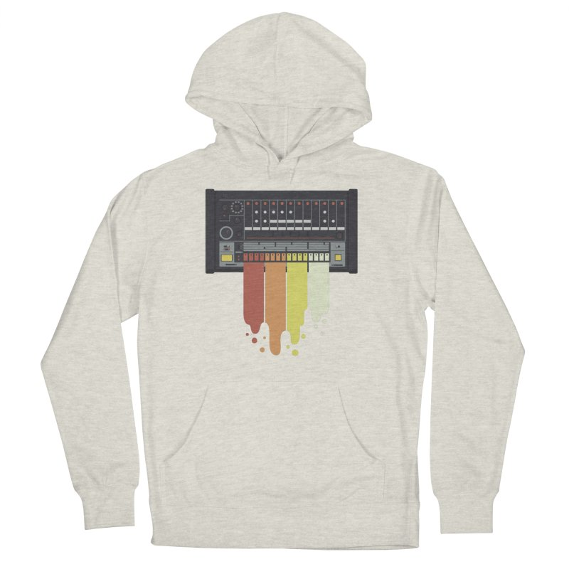 Drum Machine Women's Pullover Hoody by Jayme T-shirts
