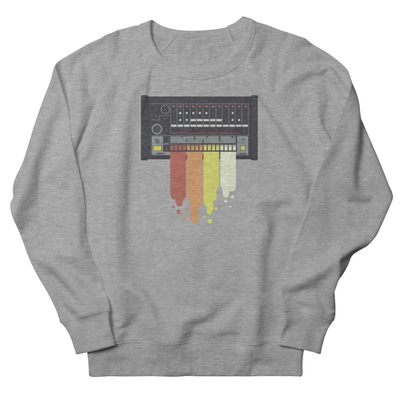 Drum Machine Men's Sweatshirt by Jayme T-shirts