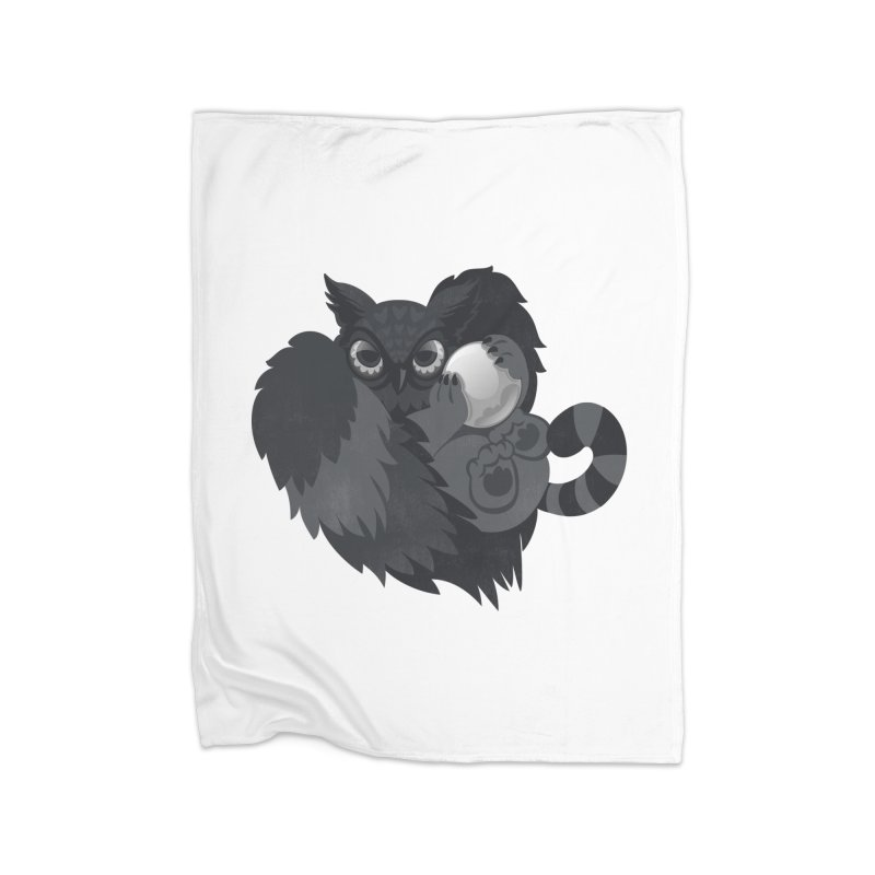 Griffin Home Fleece Blanket by Jayme T-shirts