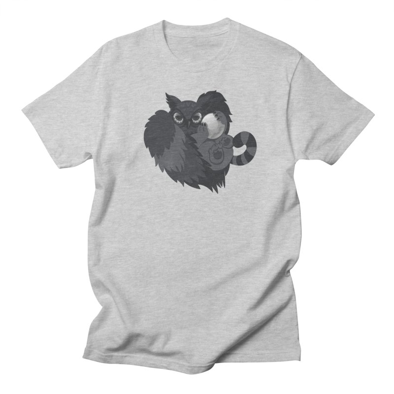 Griffin in Men's T-Shirt Heather Grey by Jayme T-shirts