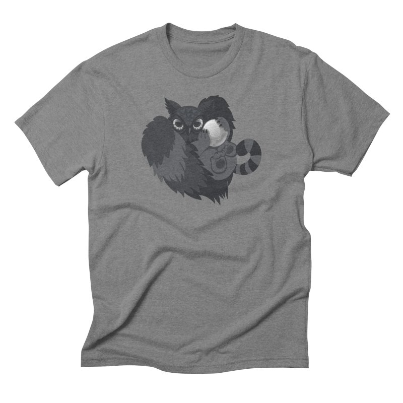 Griffin Men's Triblend T-Shirt by Jayme T-shirts