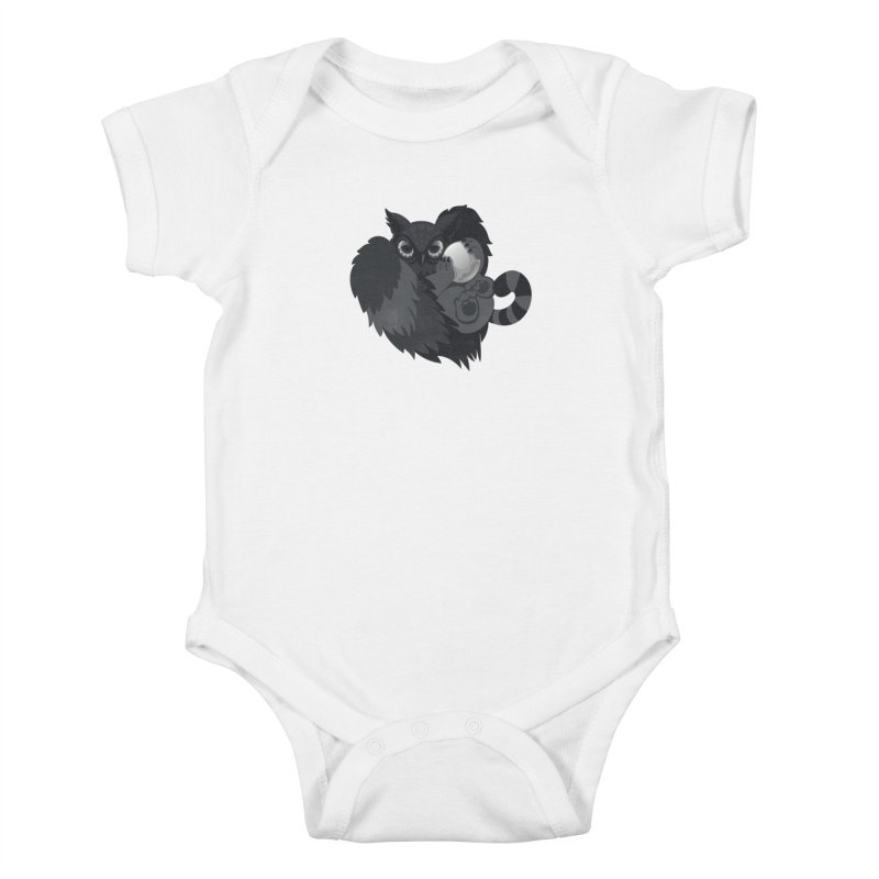 Griffin Kids Baby Bodysuit by Jayme T-shirts