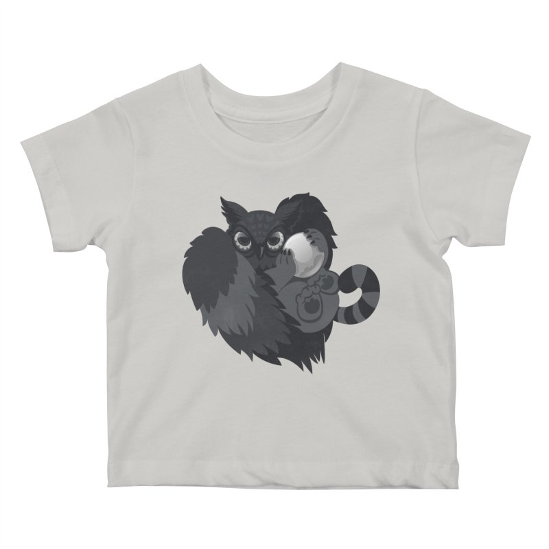 Griffin Kids Baby T-Shirt by Jayme T-shirts