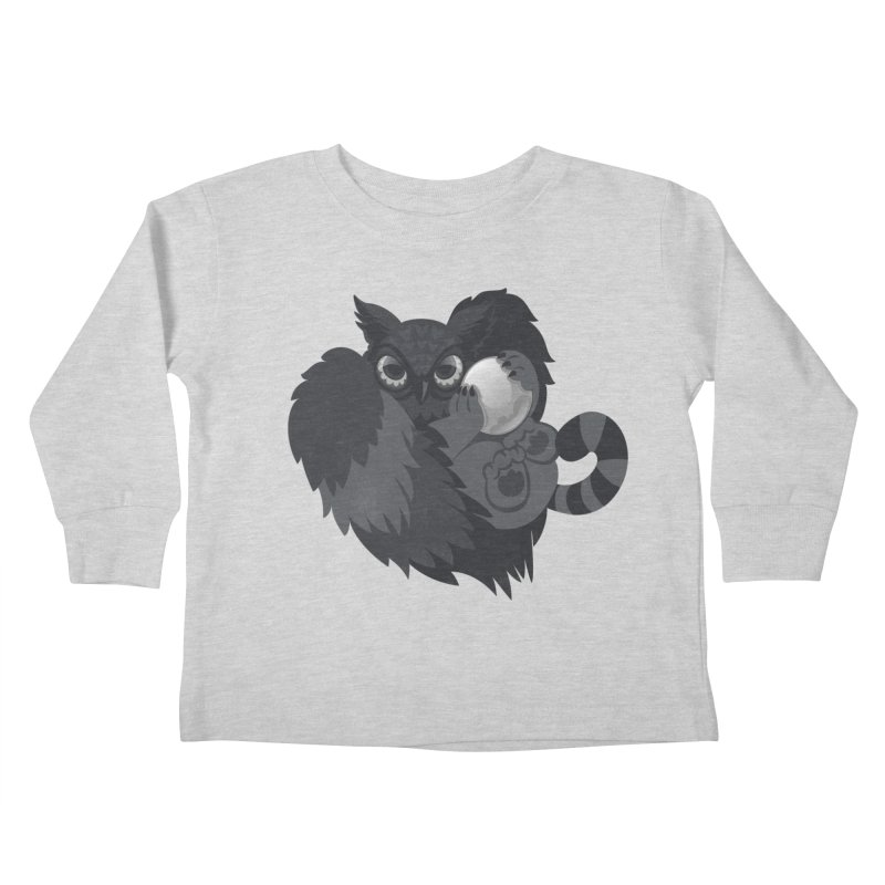 Griffin Kids Toddler Longsleeve T-Shirt by Jayme T-shirts