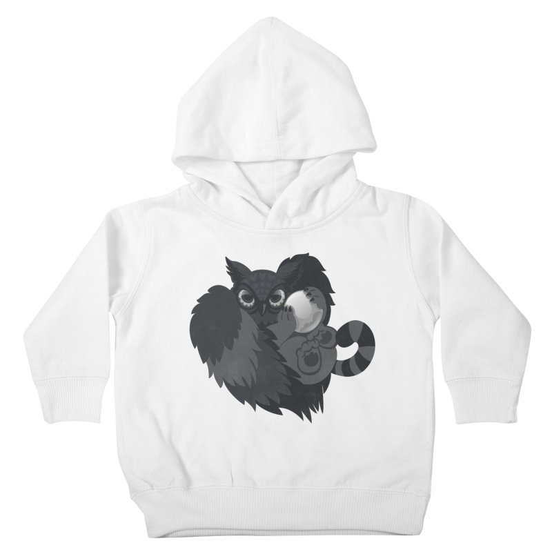 Griffin Kids Toddler Pullover Hoody by Jayme T-shirts