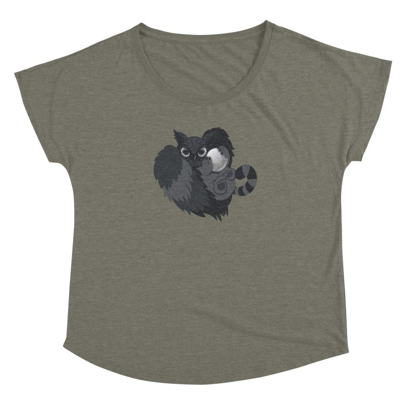 Griffin Women's Dolman by Jayme T-shirts