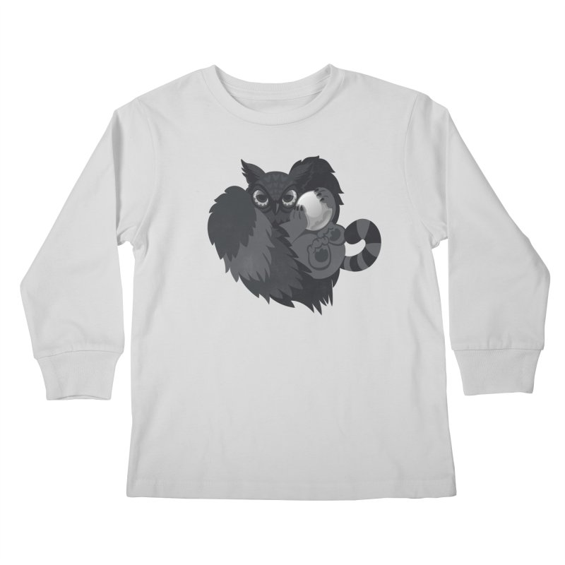 Griffin Kids Longsleeve T-Shirt by Jayme T-shirts
