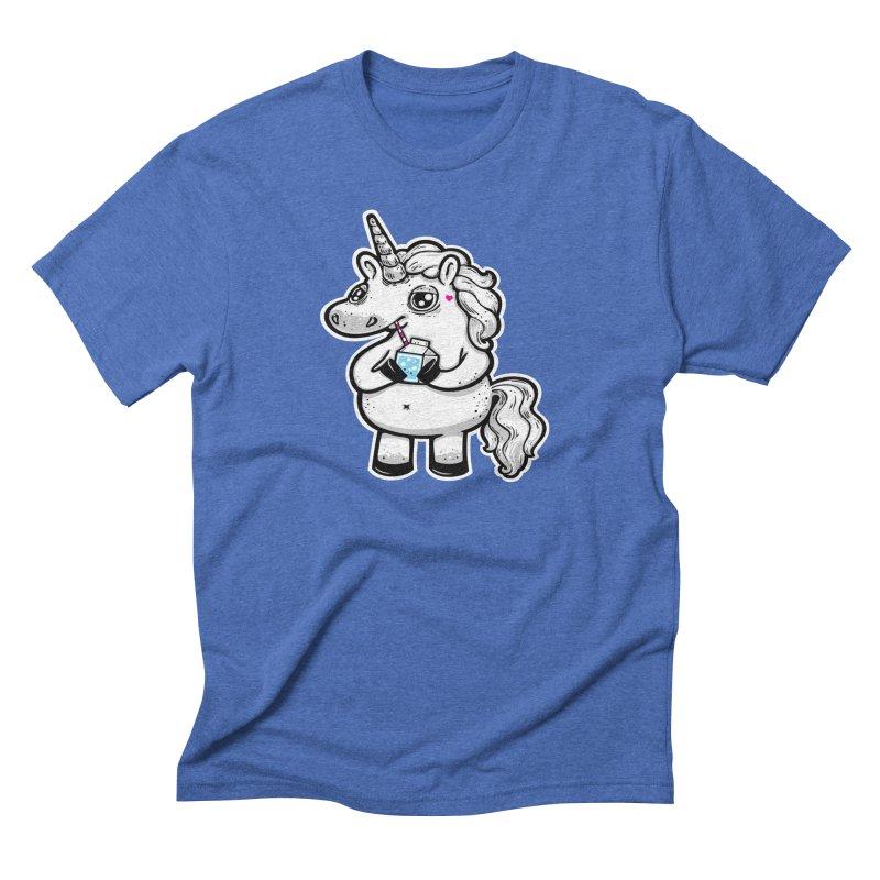 Legend-Dairy Men's Triblend T-Shirt by Jayme T-shirts