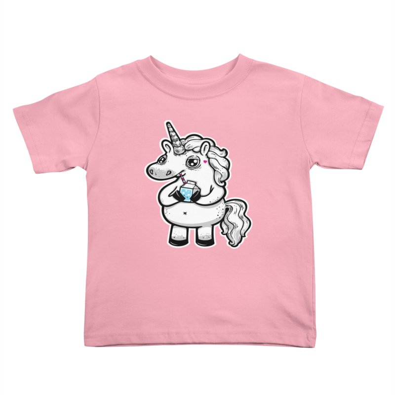 Legend-Dairy Kids Toddler T-Shirt by Jayme T-shirts