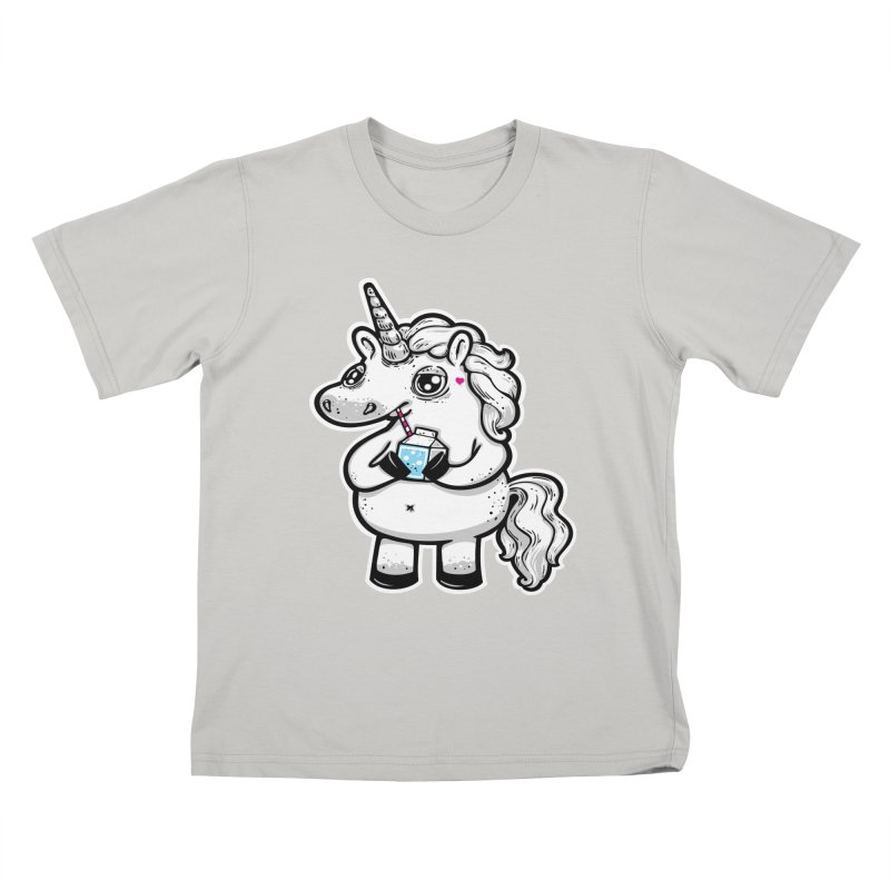 Legend-Dairy Kids T-Shirt by Jayme T-shirts