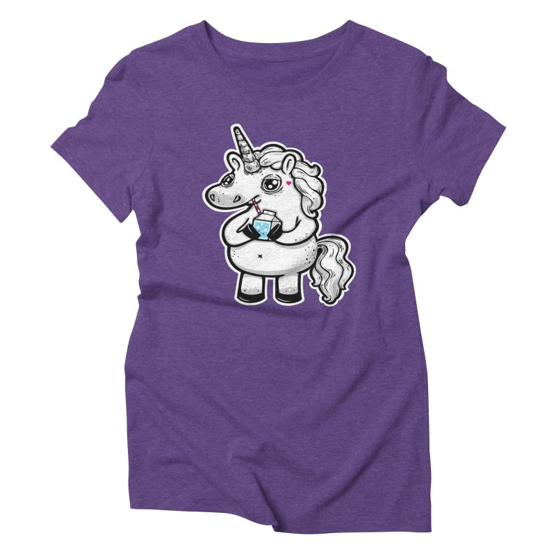 Legend-Dairy Women's Triblend T-shirt by Jayme T-shirts