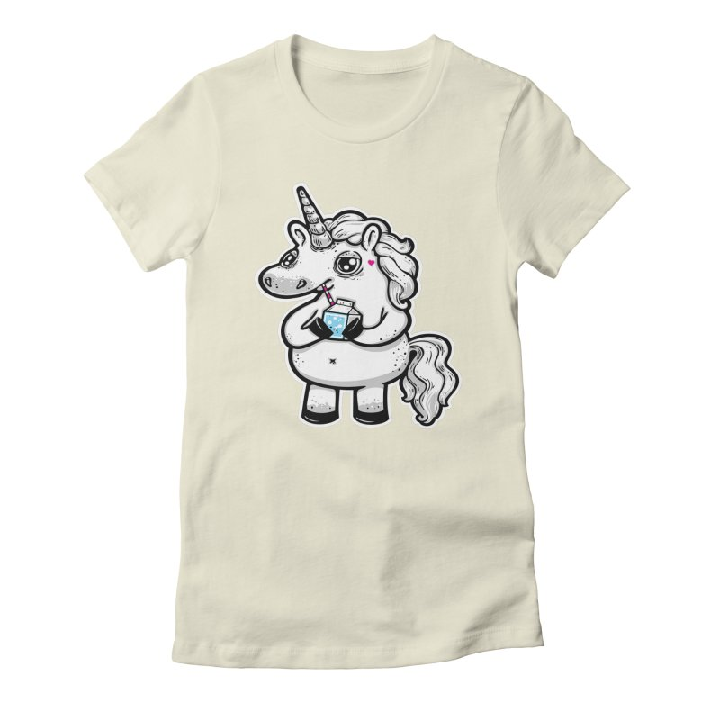 Legend-Dairy Women's Fitted T-Shirt by Jayme T-shirts