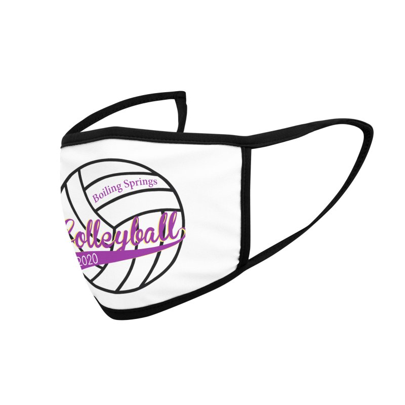 BSHS Volleyball 2020 Accessories Face Mask by JayneandJoy's Artist Shop