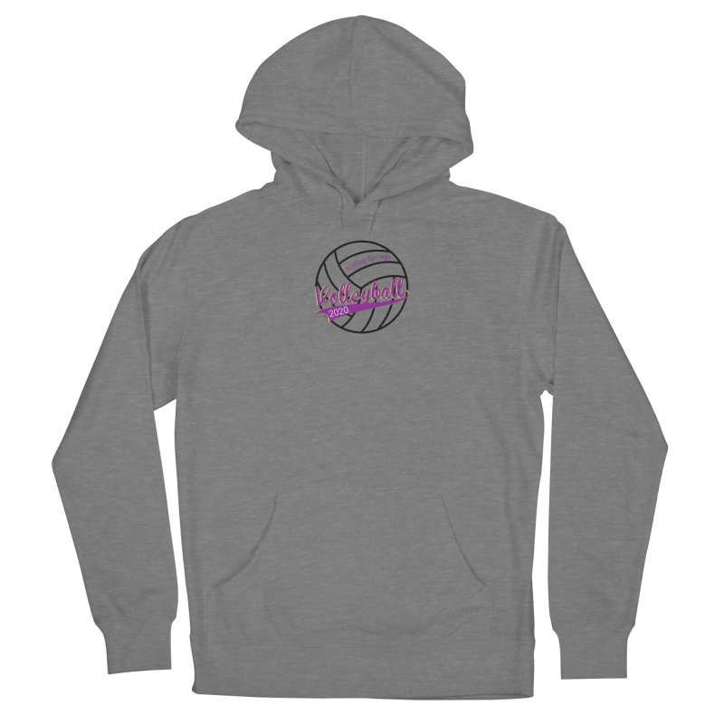 BSHS Volleyball 2020 Women's Pullover Hoody by JayneandJoy's Artist Shop
