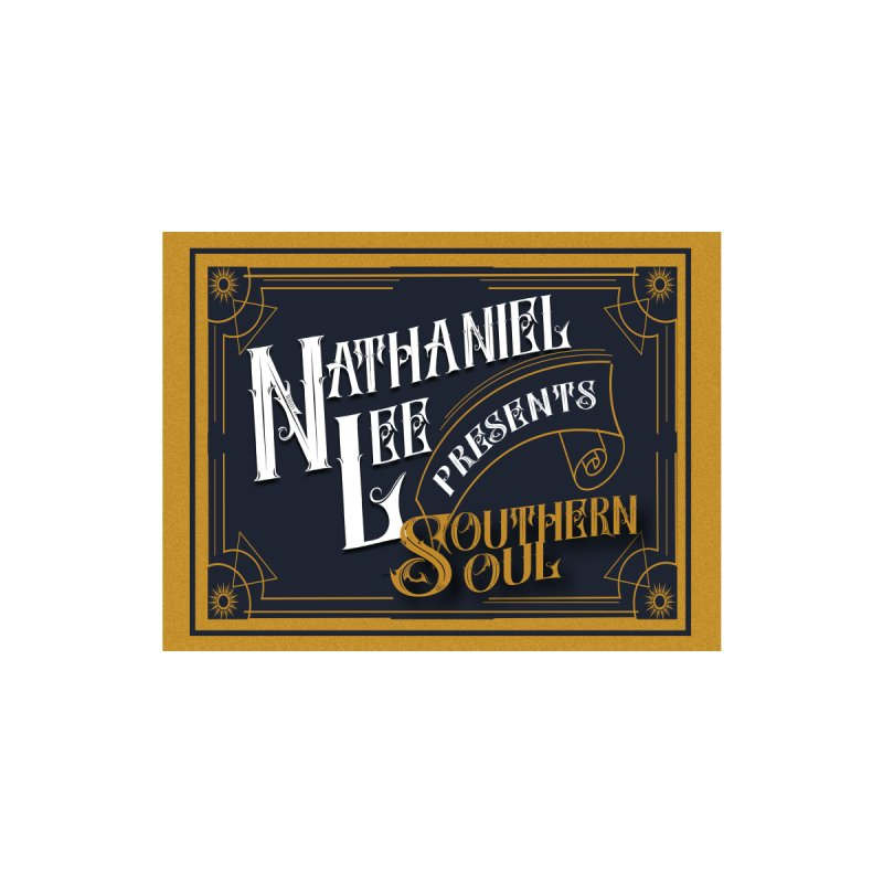 Nathaniel Lee Southern Soul Women's V-Neck by Jbuck's Artist Shop