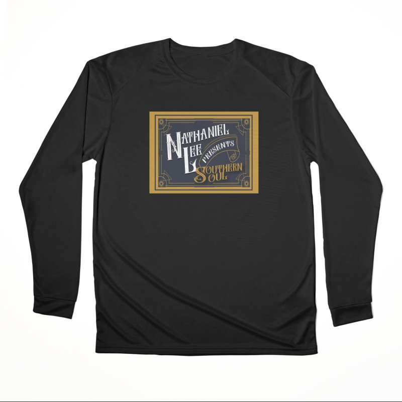 Nathaniel Lee Southern Soul Women's Longsleeve T-Shirt by Jbuck's Artist Shop