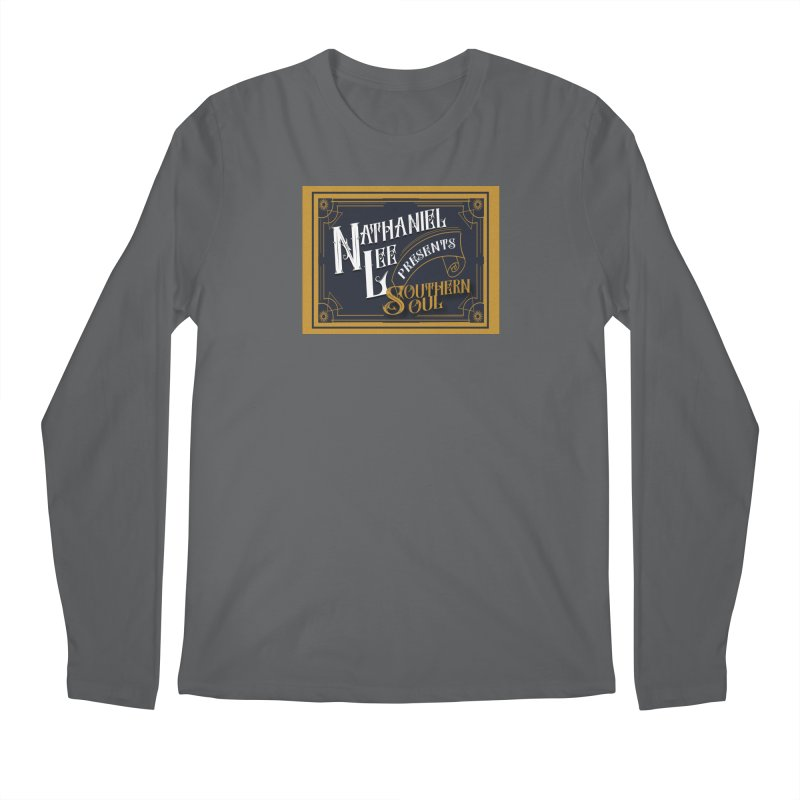 Nathaniel Lee Southern Soul Men's Longsleeve T-Shirt by Jbuck's Artist Shop