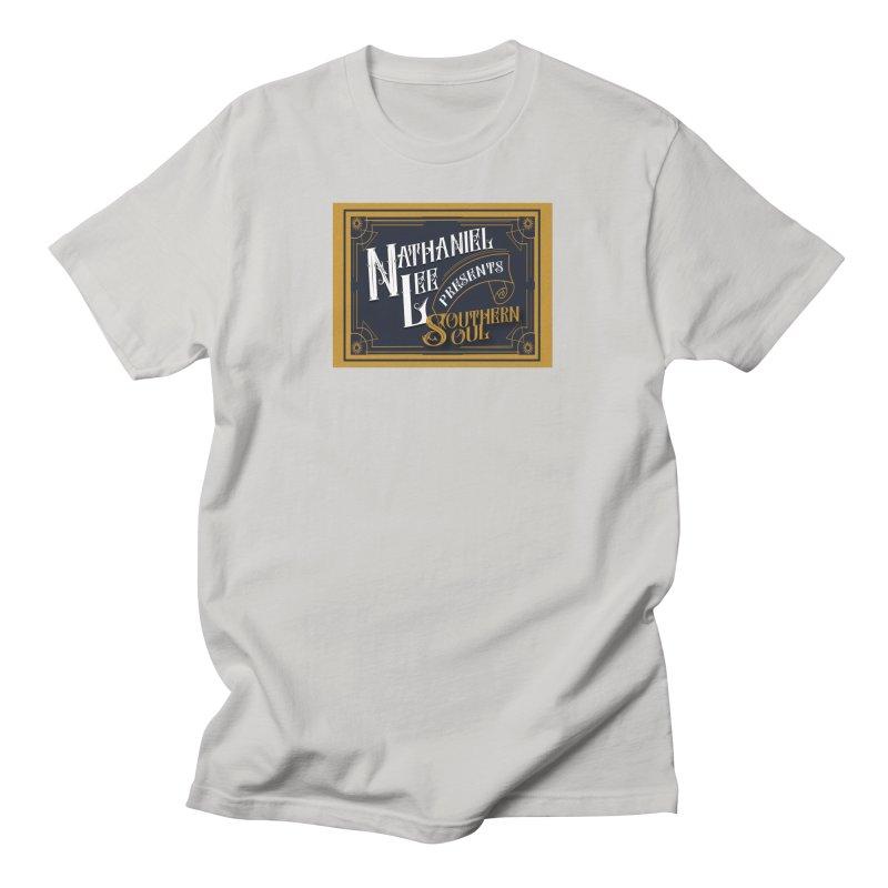 Nathaniel Lee Southern Soul Men's T-Shirt by Jbuck's Artist Shop