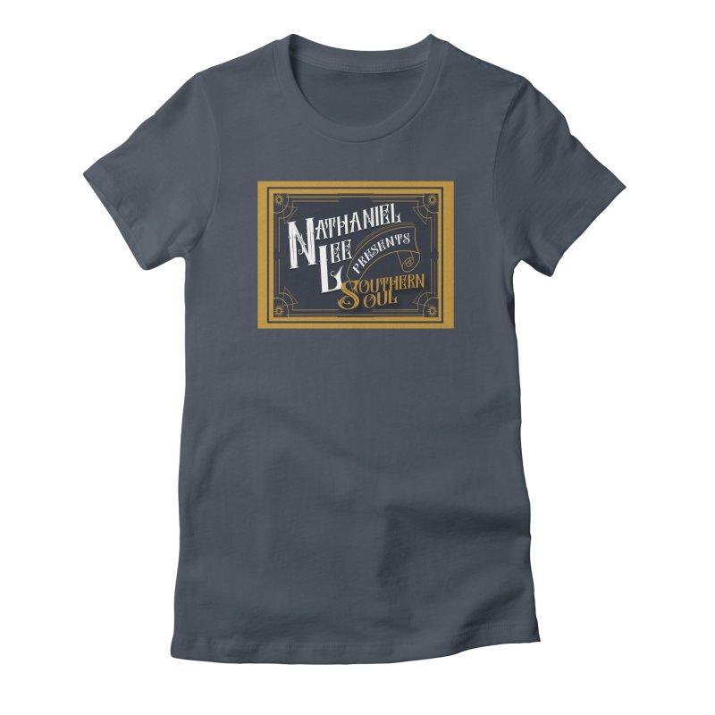 Nathaniel Lee Southern Soul Women's T-Shirt by Jbuck's Artist Shop