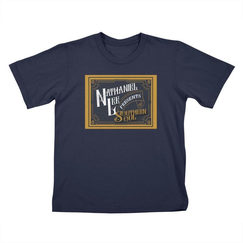Nathaniel Lee Southern Soul Kids T-Shirt by Jbuck's Artist Shop