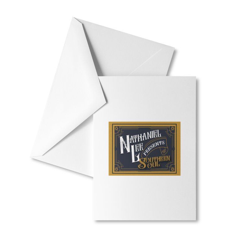 Nathaniel Lee Southern Soul Accessories Greeting Card by Jbuck's Artist Shop
