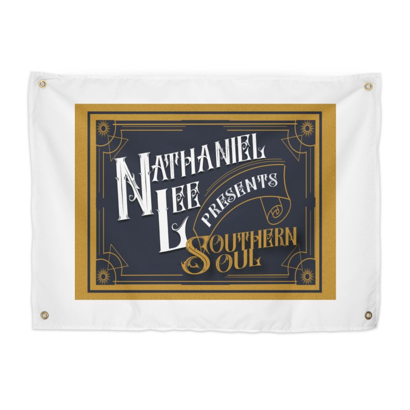 Nathaniel Lee Southern Soul Home Tapestry by Jbuck's Artist Shop