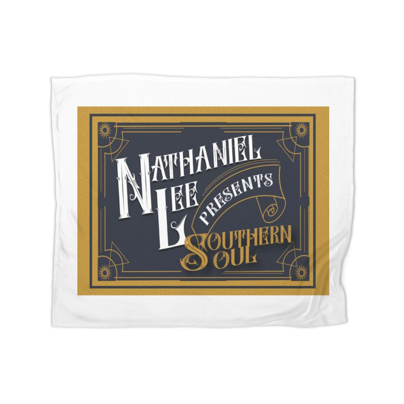 Nathaniel Lee Southern Soul Home Blanket by Jbuck's Artist Shop