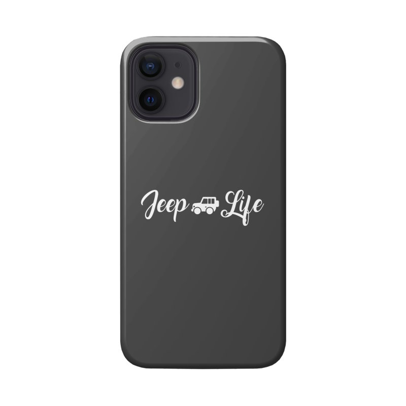 Jeep Life Accessories Phone Case by JeepVIPClub's Artist Shop