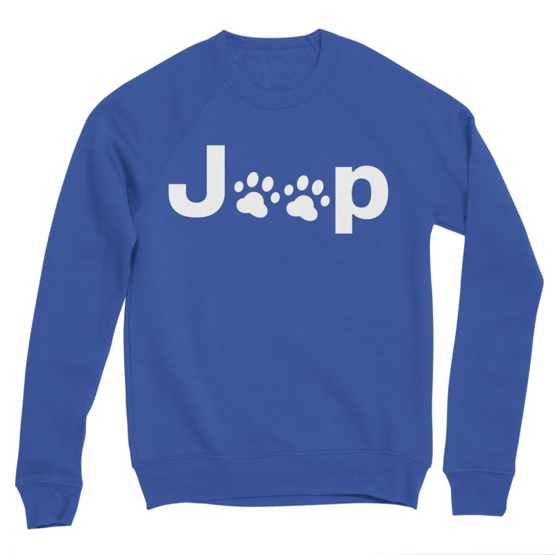 Put Your Paws Together! Women's Sweatshirt by JeepVIPClub's Artist Shop