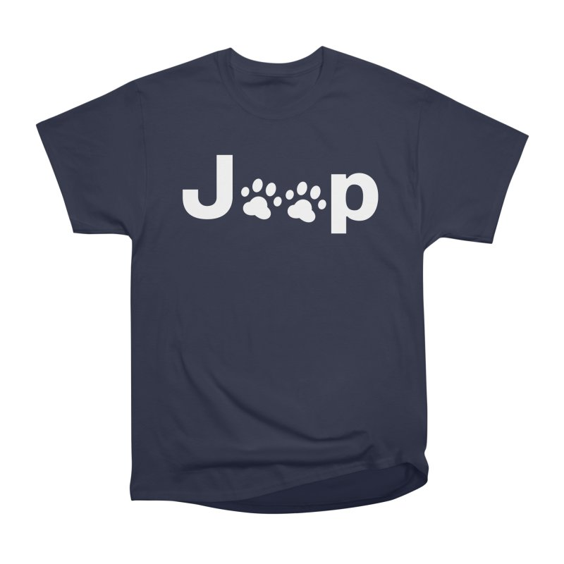 Put Your Paws Together! Men's Heavyweight T-Shirt by JeepVIPClub's Artist Shop