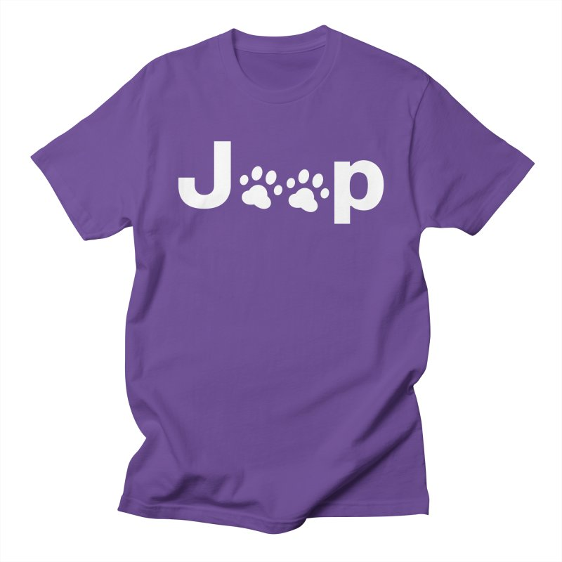 Put Your Paws Together! Men's Regular T-Shirt by JeepVIPClub's Artist Shop