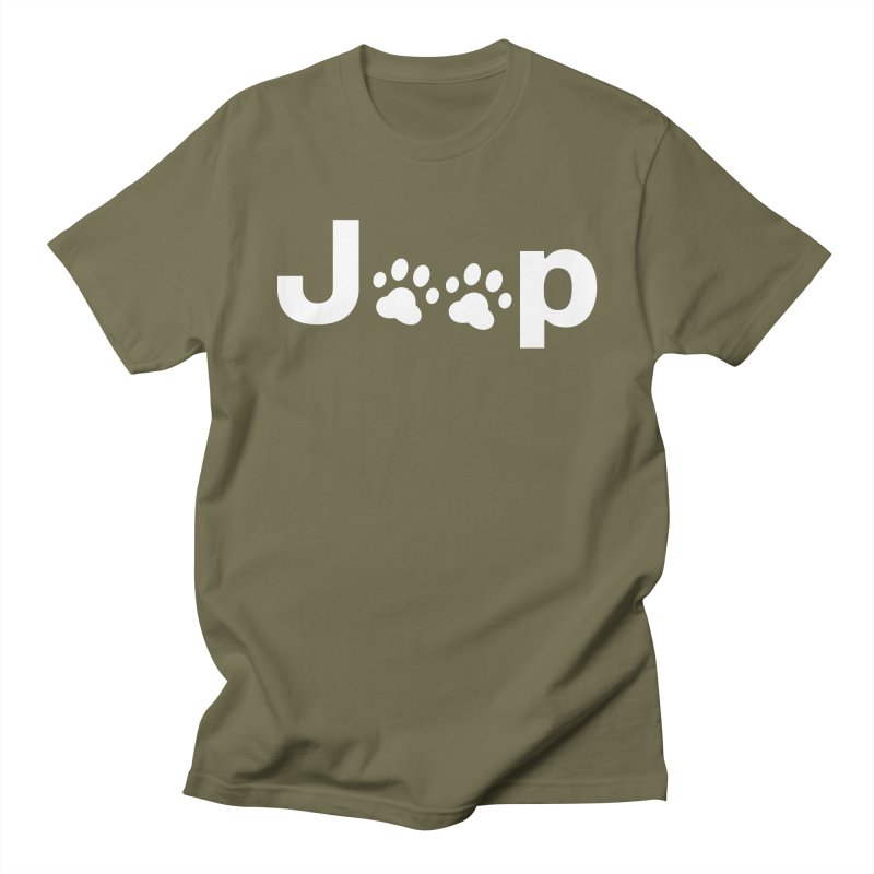 Put Your Paws Together! Women's Regular Unisex T-Shirt by JeepVIPClub's Artist Shop