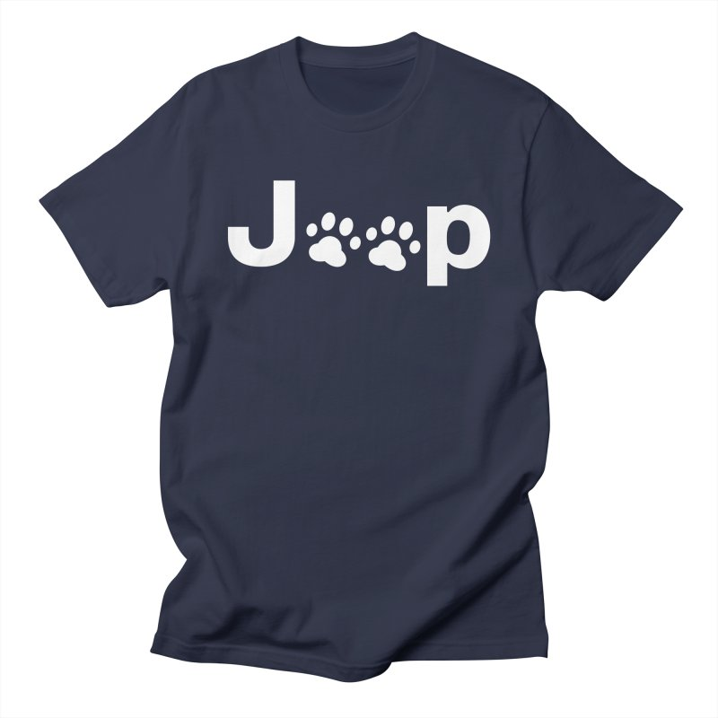 Put Your Paws Together! Men's T-Shirt by JeepVIPClub's Artist Shop