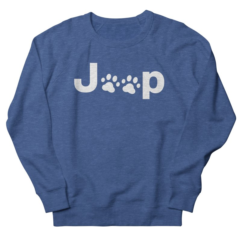 Put Your Paws Together! Men's Sweatshirt by JeepVIPClub's Artist Shop