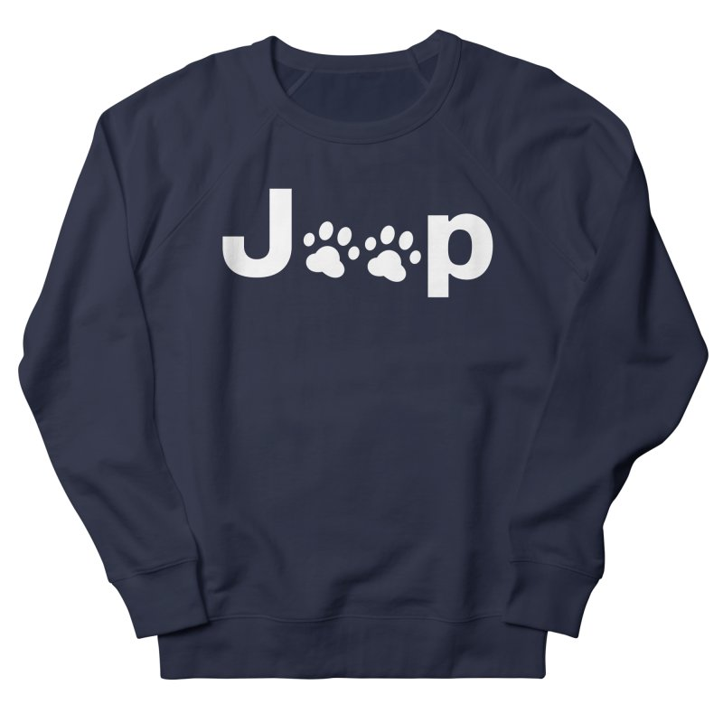Put Your Paws Together! Men's French Terry Sweatshirt by JeepVIPClub's Artist Shop