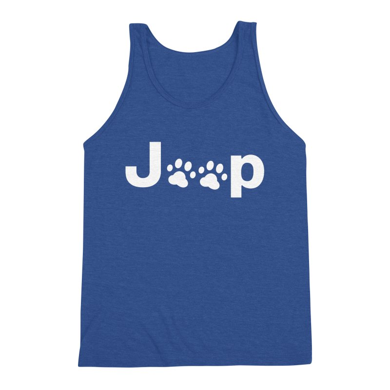 Put Your Paws Together! Men's Tank by JeepVIPClub's Artist Shop