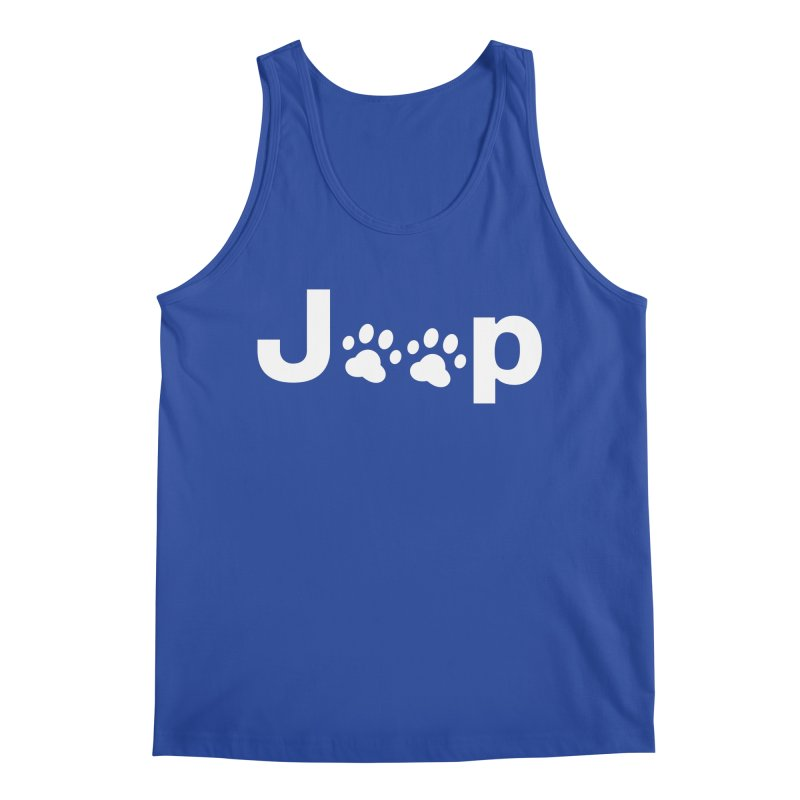 Put Your Paws Together! Men's Regular Tank by JeepVIPClub's Artist Shop