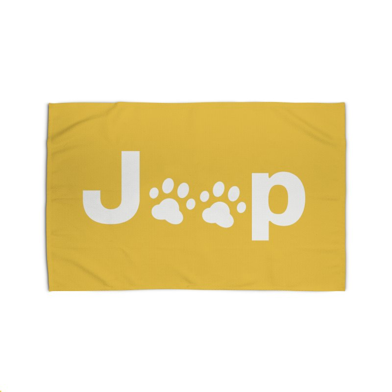 Put Your Paws Together! Home Rug by JeepVIPClub's Artist Shop
