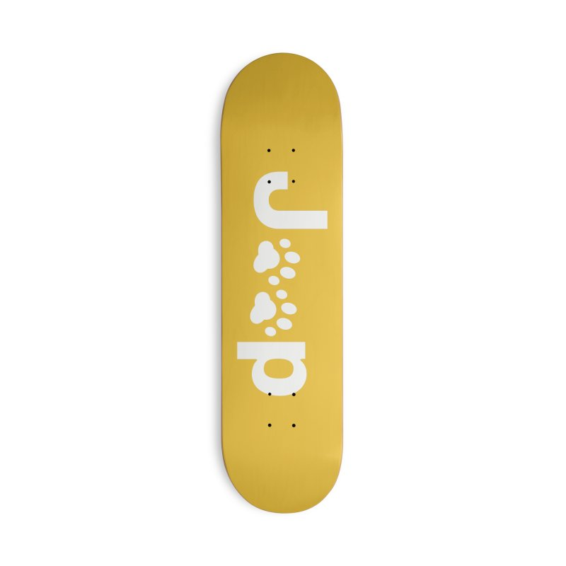Put Your Paws Together! Accessories Skateboard by JeepVIPClub's Artist Shop