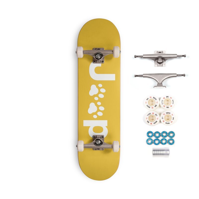 Put Your Paws Together! Accessories Complete - Premium Skateboard by JeepVIPClub's Artist Shop