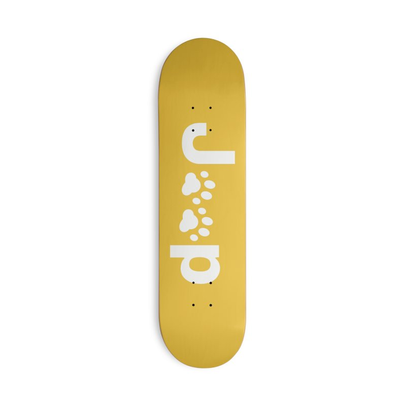 Put Your Paws Together! Accessories Deck Only Skateboard by JeepVIPClub's Artist Shop