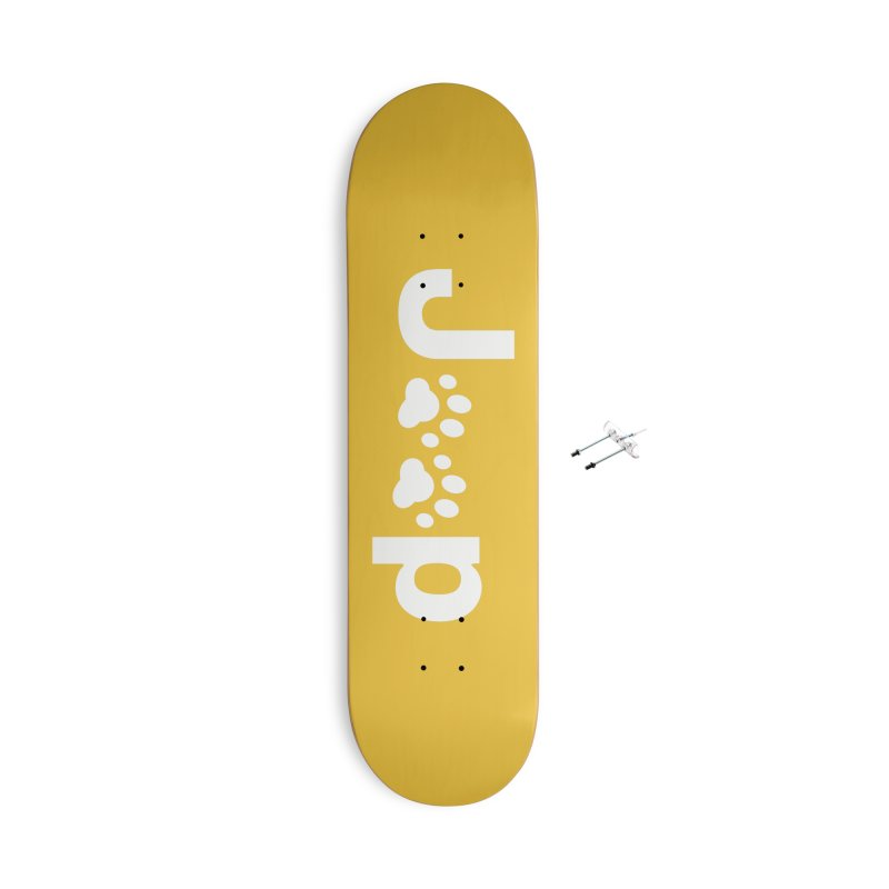 Put Your Paws Together! Accessories With Hanging Hardware Skateboard by JeepVIPClub's Artist Shop