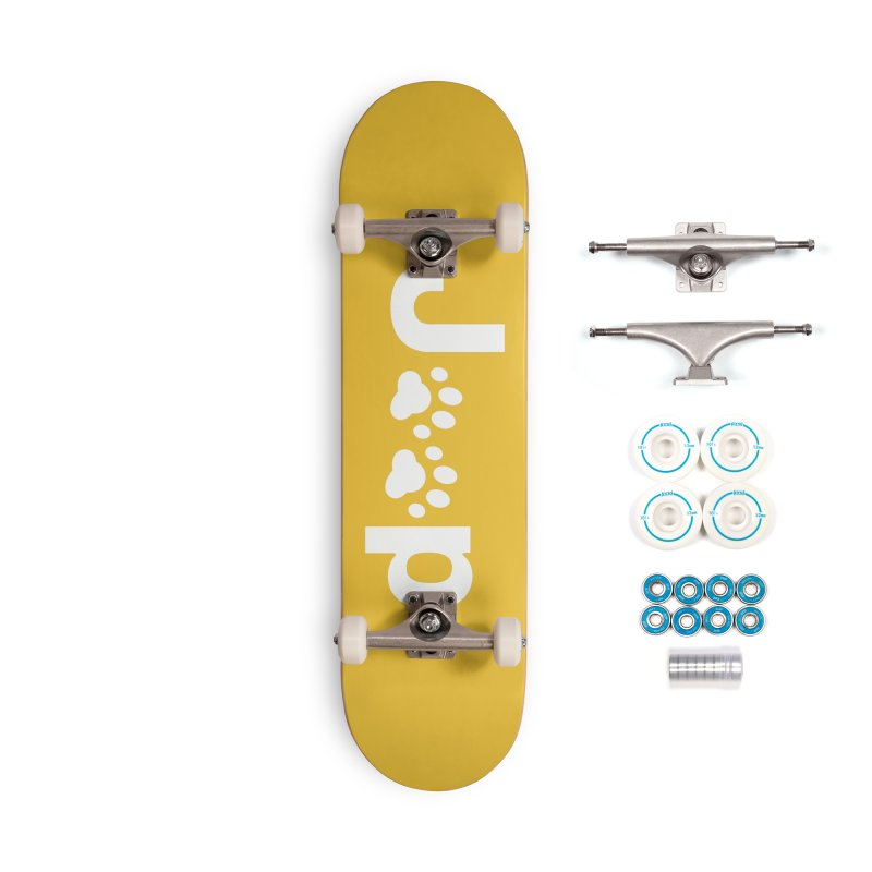 Put Your Paws Together! Accessories Complete - Basic Skateboard by JeepVIPClub's Artist Shop