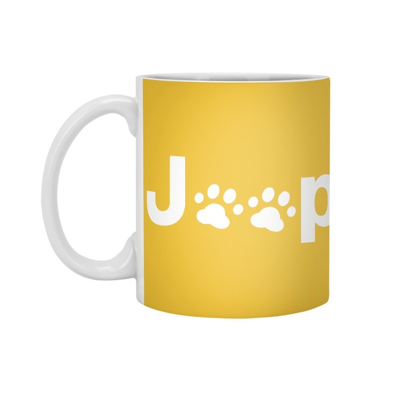 Put Your Paws Together! Accessories Standard Mug by JeepVIPClub's Artist Shop