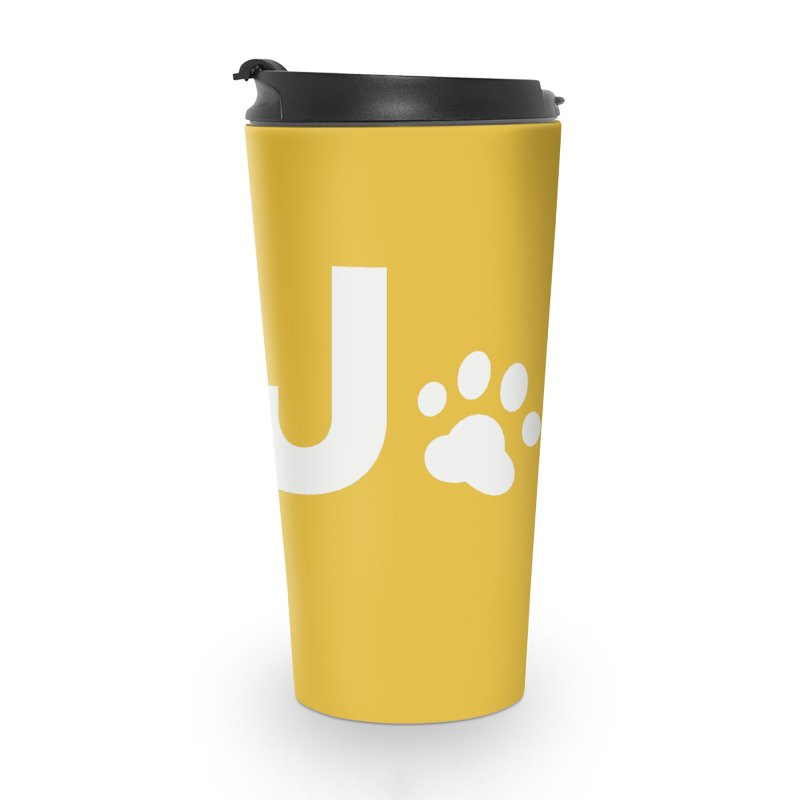 Put Your Paws Together! Accessories Travel Mug by JeepVIPClub's Artist Shop